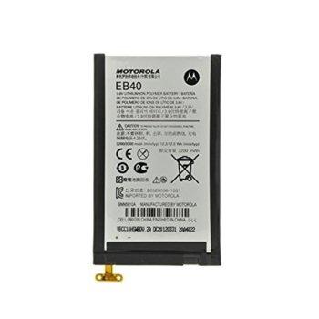 Батерия (оригинална) Motorola EB40, за Motorola Droid Razr Maxx, 3200mAh/3.8V, bulk image