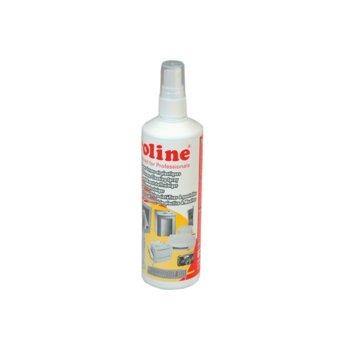 Спрей за почистване на монитори и пластмасови повърхности, Roline 19.03.3125, 250ml, бял image