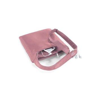 Чанта за аудио устройства TUCANO BFITMI-PK Finatex Mini, iPhone, iPod, полиестер, розово image