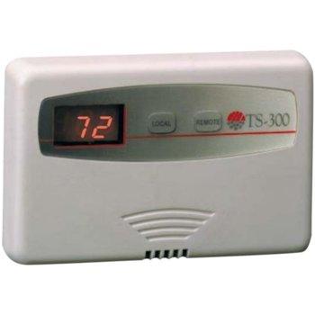 Двоен температурен детектор Honeywell TS300, звукова сигнализация 75dB image