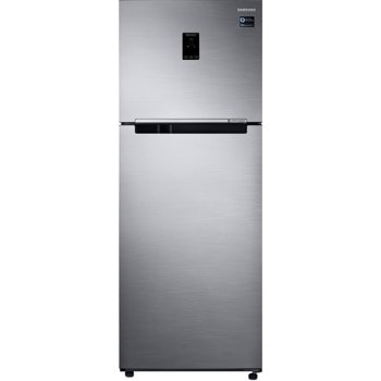Хладилник с камера Samsung RT38K553PS9/EO, клас E, 384 л. общ обем, свободностоящ, 235 kWh/годишно, осветление, инокс image