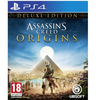 Assassins Creed Origins Deluxe Edition product