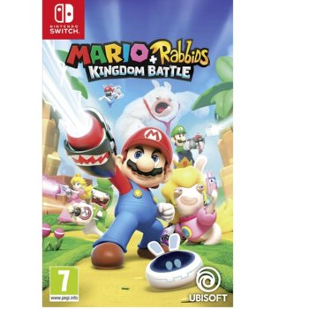 Игра за конзола Mario and Rabbids: Kingdom Battle, за Nintedo Switch image