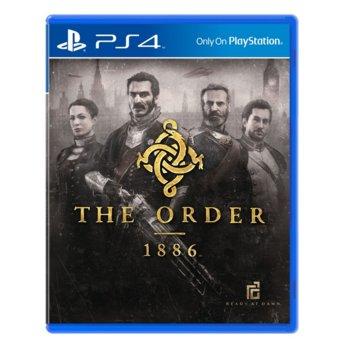 Игра за конзола The Order: 1886, за PS4 image