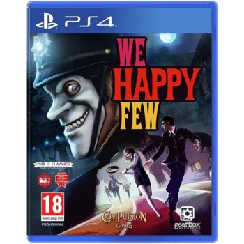 We Happy Few PS4 product