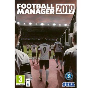 Игра Football Manager 2019, за PC image