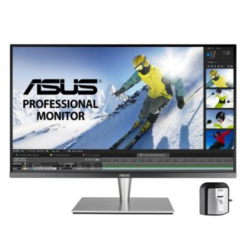 "Монитор Asus ProArt PA32UC-K, 32"" (81.28 cm) IPS панел, Ultra HD, 5ms, 100000000:1, 1000 cd/m2, Thunderbolt 3, DisplayPort, HDMI image"