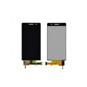 Huawei Ascend P6, LCD with touch, black product
