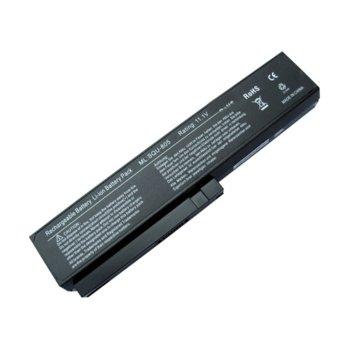 Батерия (оригинална) Gigabyte за лаптоп 576V/M LGR510 SQU-805 Airis, (черна} 11.1V, 4400mAh image