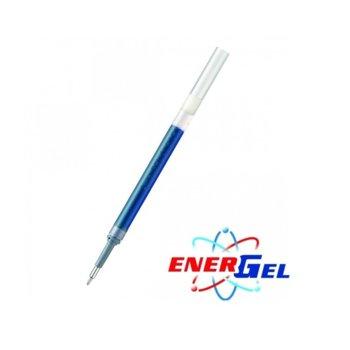 Пълнител Pentel Energel LRN5, син цвят на писане, 0.5 mm, прозрачен, гел image