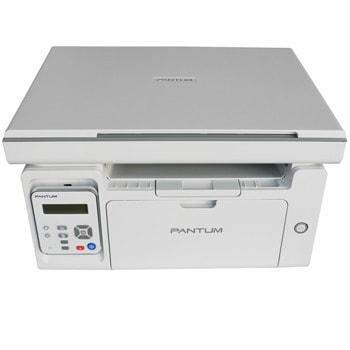 Мултифункционално лазерно устройство Pantum M6509NW, монохромен, печат/копиране/скенер, 1200 x 1200 dpi, 22 стр./мин, LAN, Wi-Fi, USB, A4 image