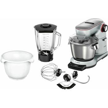 Кухненски робот Bosch MUM9BX5S22, 1500 W, 7 скорости, сребрист image