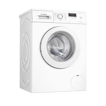 Перална машина Bosch WAJ20060BY, клас A+++, 7 кг. капацитет, 1000 оборота, свободностояща, 59.8 cm ширина, бяла image