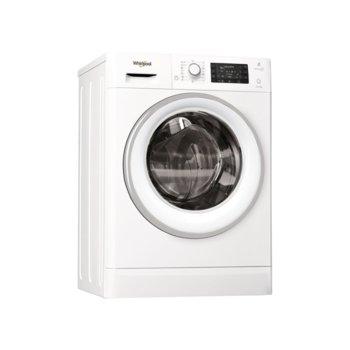 Пералня със сушилня Whirlpool FWDD117168WS, клас A, 11 кг. капацитет на пералня, 7 кг. капацитет на сушилня, 1600 оборота, свободностояща, 60cm. ширина, FreshCare, бяла image