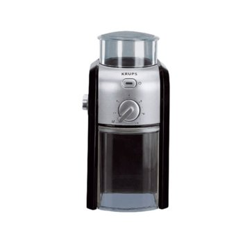 Кафемелачка Krups GVX242, 200г. капацитет, 17 степени на едрина, 100W image