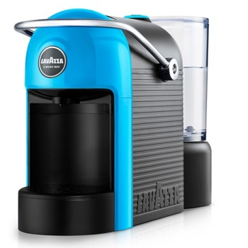 Кафемашина Lavazza A Modo Mio Jolie, 700 W, 10 bar, 0.6 л. обем на резервоара, система с термоблок, черно-синя image