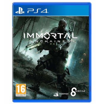 Immortal Unchained PS4 product