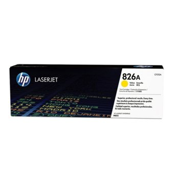 HP 826A (CF312A) Yellow product