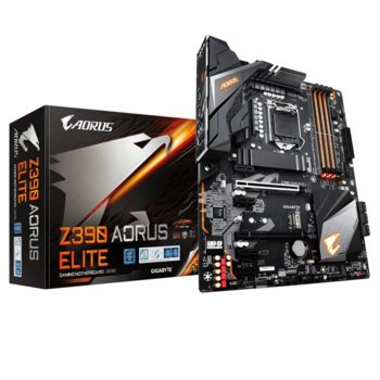 Gigabyte Z390 AORUS ELITE product