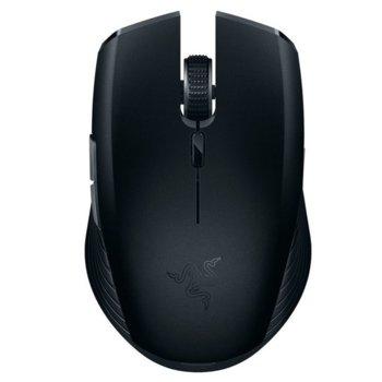 Мишка Razer Atheris, оптична (7200 dpi), безжична, USB, черна, 8 бутона, геймърска image