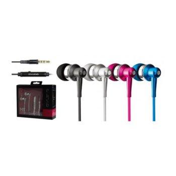 Слушалки OVLENG IP670, с микрофон, различни цветове image
