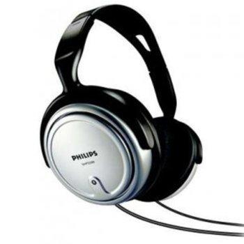 Слушалки Philips SHP2500/10, 3.5 мм жак, черни image