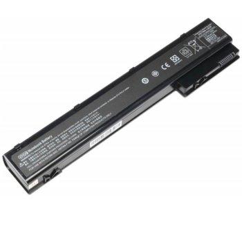 Батерия (заместител) за лаптоп HP, съвместима с модели EliteBook 8560w/8570w/8570p/8760w/8770w, 8-cell, 14.4V, 5200mAh image