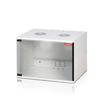 "Комуникационен шкаф Formrack SH-7U, 19"", 7U, 512 x 400 mm, сив image"