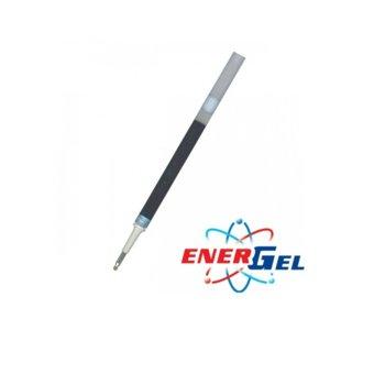 Пълнител Pentel Energel LRN5, син цвят на писане, 0.7 mm, прозрачен, гел image