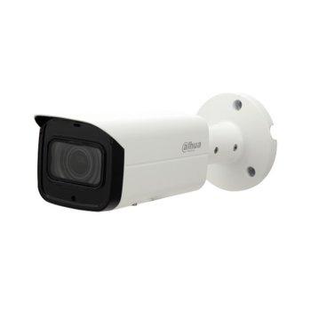 "IP камера Dahua IPC-HFW4231T-S-0360B-S4, насочена ""bullet"" камера, 2Mpx (1920x1080@50fps), 3.6mm обектив, H.265+/H.265/H.264+/H.264, IR осветеност (до 80m), IP66, IK10, RJ-45 image"