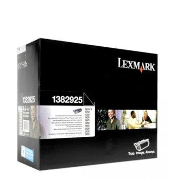 КАСЕТА ЗА LEXMARK OPTRA S/4059 - Return program cartridge - P№ 1382925 - заб.: 17600k image