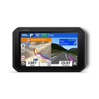 """Навигация за автомобил Camper Camper 785 MT-D, 7"""" (17.78 cm) WSVGA TFT дисплей, MicroSD слот, Bluetooth, Wi-Fi, безплатни актуализации image"""