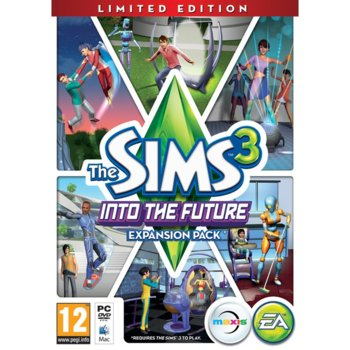 The Sims 3: Into The Future Limited Edition product