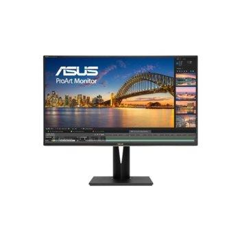 """Монитор Asus Pro Art PA329C (90LM02CC-B02370), 32"""" (81.28cm) IPS Panel, Ultra HD, 5ms, 100,000,000:1, 400 cd/m2, HDMI, DisplayPort, USB Type-C image"""