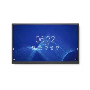 """Публичен дисплей NEC CB861Q, тъч дисплей, 86"""" (218.44 cm) Ultra HD, HDMI, VGA, USB, RS232 image"""