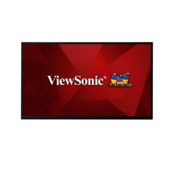 "Дисплей ViewSonic CDE3205-EP, 31.5"" (80.01 cm), Full HD, HDMI, VGA, DVI-D, RS232, USB image"