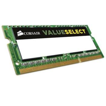 Памет 4GB DDR3L 1333MHz, SO-DIMM Corsair CMY16GX3M2A2400C11R, 1.35V image