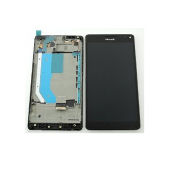 Microsoft Lumia 950 touch Black product