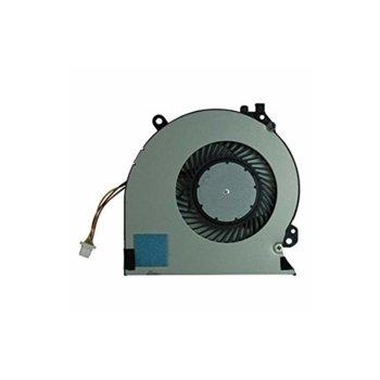 Вентилатор за лаптоп, съвместим с Toshiba Satellite Click2 Pro P35W-B3226 P35W-B image