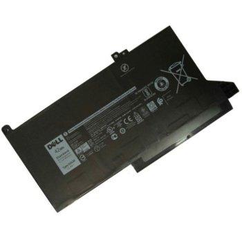 Батерия (оригинална) за лаптоп Dell Latitude 12, съвместима с 7000/7280/7480, 11.4V, 42Wh image