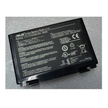 Батерия (оригинална) ASUS F52, съвместима с F82/K40/K50/K51/K60/K70/X5/X70/X8, 6cell, 11.1V image