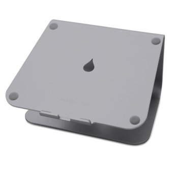 Поставка за лаптоп Rain Design mStand, 253 х 150х 190мм, сива, за преносими компютри image