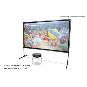Elite Screen OMS120H2-DUAL product