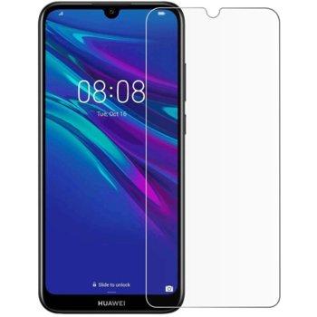 Протектор от закалено стъкло /Tempered Glass/ за Huawei Y6S, 0.3mm, прозрачен image