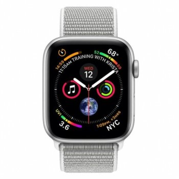 Apple Watch S4 40mm Seashell Sport Loop MU652GK/A