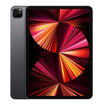 """Таблет Apple iPad Pro Wi-Fi + Cellular (MHW73HC/A)(сив) 5G, 11"""" (27.94 cm) Liquid Retina дисплей, осемядрен Apple A12Z Bionic, 8GB RAM, 256GB Flash памет, 12.0 + 10.0 MPix & 12.0 MPix камера, iPad OS, 468g image"""