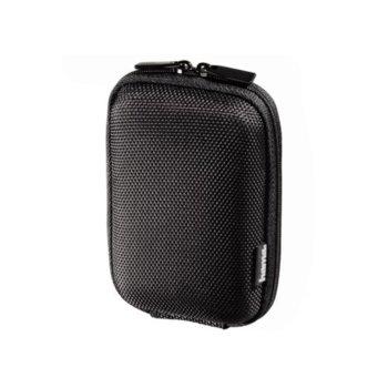 Калъф за фотоапарат HAMA Hardcase Colour Style 60H, 65 х 30 х 105 mm, черен image