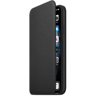 Apple iPhone 11 Pro Max Leather Folio - Black product