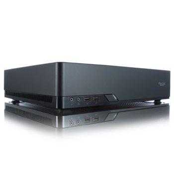 Кутия Fractal Design Node 202, Mini-ITX, 2x USB 3.0, черна , без захранване  image