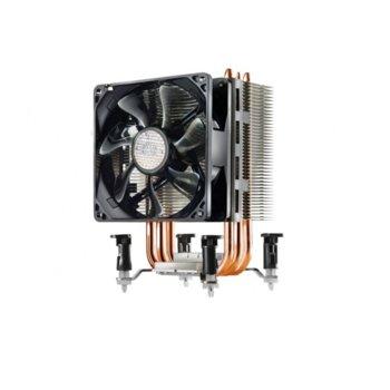 Охлаждане за процесор Cooler Master Hyper TX3 EVO, LGA 1366,1156,1155,1150,775,FM2+,FM2,FM1,AM3+,AM3,AM2+,AM2  image